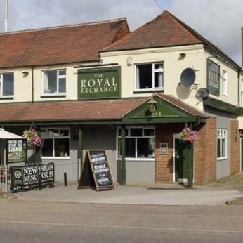Royal Exchange, Walsall Wood