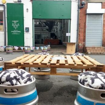 Nomadic Beers Tap Room, Leeds