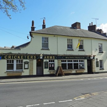 The Cricketers Arms, Wimborne Minster