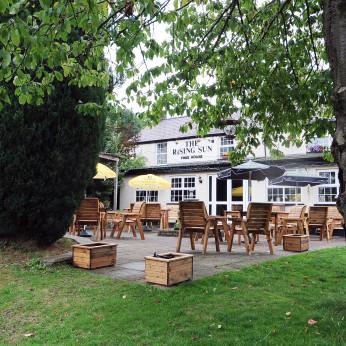 Rising Sun Inn, Abersychan