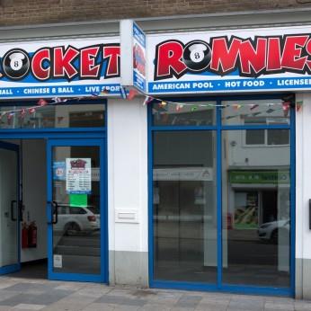 Rocket Ronnie's, Southampton