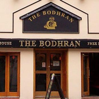 Bodhran, London NW4