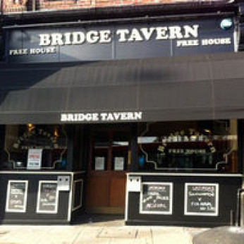 Click to view full size - Bridge Tavern, London(photograph number 1)