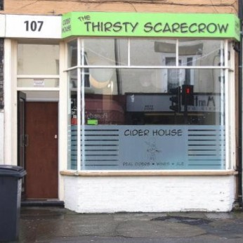 Thirsty Scarecrow, Dover