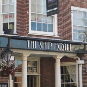 Ship Hotel, Newhaven