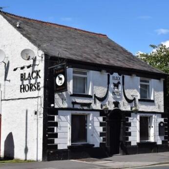 Black Horse Hotel, Chorley