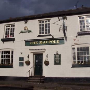 Maypole, Thaxted