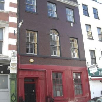 Union Club, London W1D