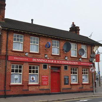 Dunnings Bar, Callowland
