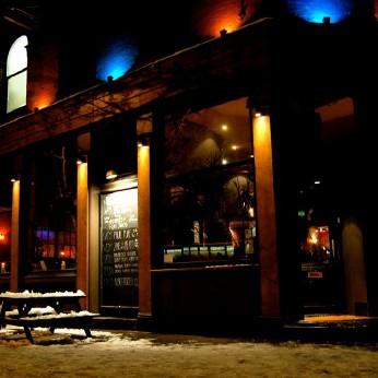 Urban Bar, London E1