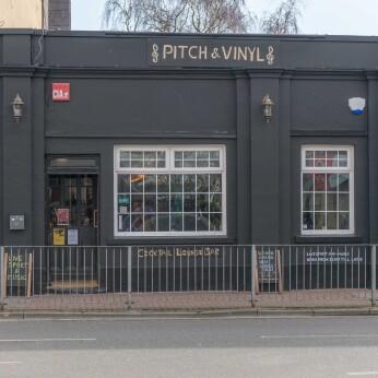 Pitch & Vinyl, Portsmouth