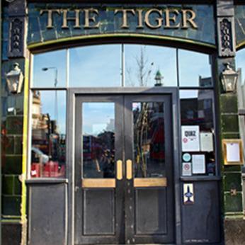 Tiger, London SE5