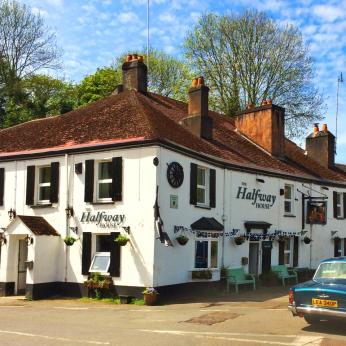 Halfway House Pub & Kitchen, Polbathic