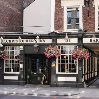 St. Christophers Inn, London SE1