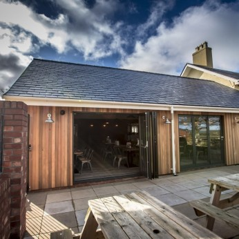 Molly's Bar and Restaurant, Caernarfon