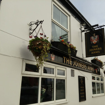 Click to view full size - Joiners Arms, Carlisle(photograph number 1)