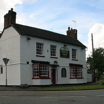 Royal Oak, Gnosall