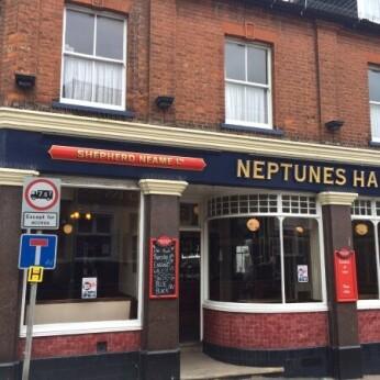 Neptunes Hall, Bradstowe