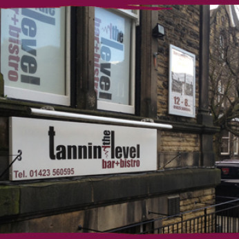 Tannin Level Wine Bar, Harrogate