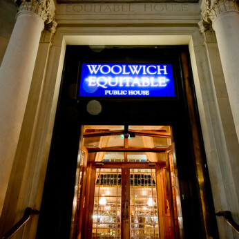 Woolwich Equitable, Woolwich