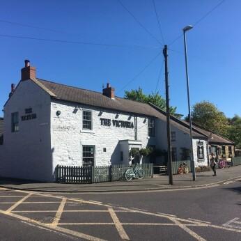 Victoria Bar & Kitchen, Low Fell