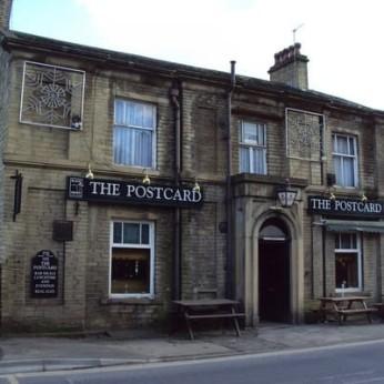 Postcard, Holmfirth