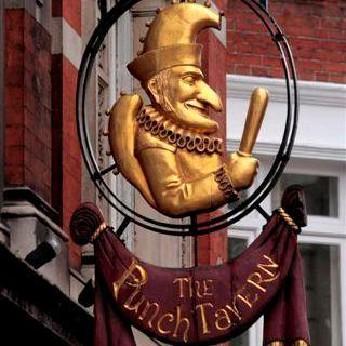 Punch Tavern, London EC4Y