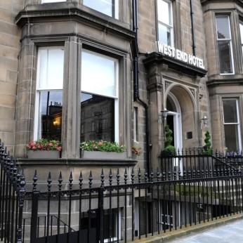 West End Hotel, Edinburgh