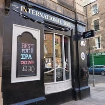 International Bar, Edinburgh