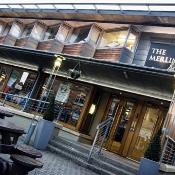 Merlin Roadhouse, Edinburgh