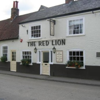 Red Lion, Overton
