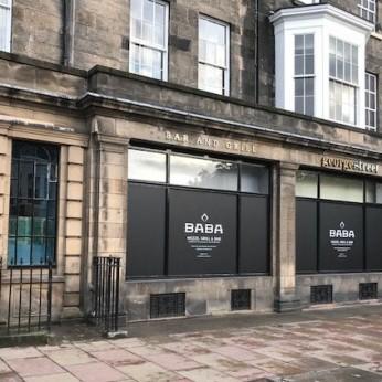 BaBa, Edinburgh