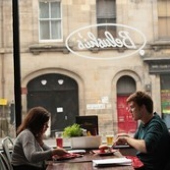 Belushi's, Edinburgh
