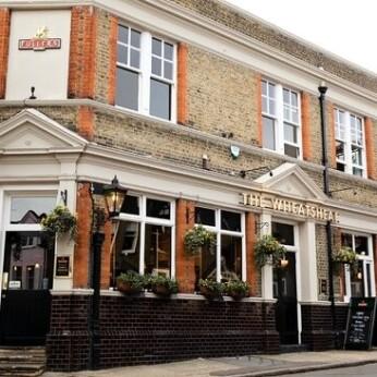 Wheatsheaf, London W5