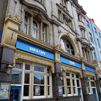 Belushi's, London W6