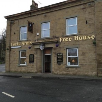 Forts Arms Hotel, Clayton le Moors