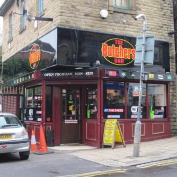 Butchers Bar, Barnsley