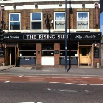 Rising Sun, London SE13