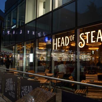 Head of Steam - Park Row, Leeds