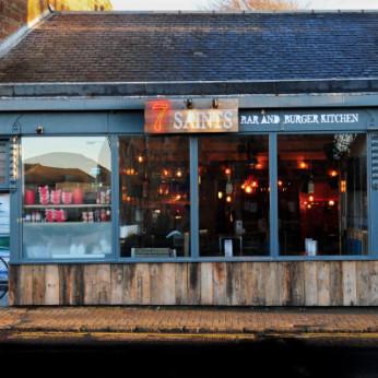 7 Saints Bar & Burger Kitchen, Prestwick