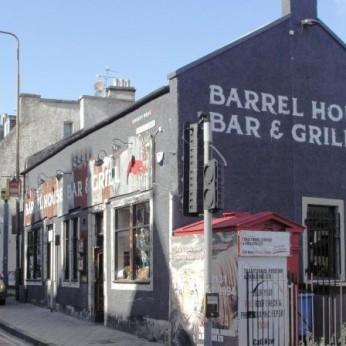 Barrelhouse Bar & Grill, Edinburgh
