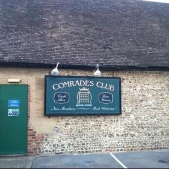 Comrades Club, Wallingford