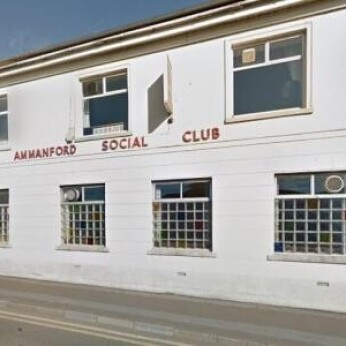 Ammanford Social Club & Institute, Ammanford