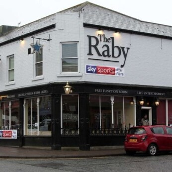 Raby Hotel, South Heaton