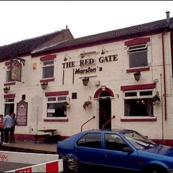 Red Gate, Stoke-on-Trent