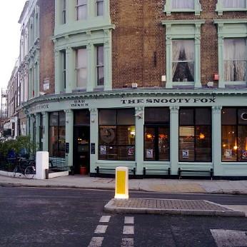 Snooty Fox, London N5