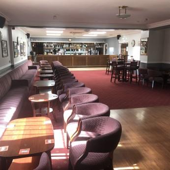 Kingsbury Services Club, London