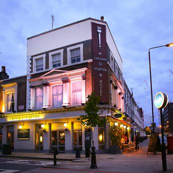 Crown & Sceptre, London W14