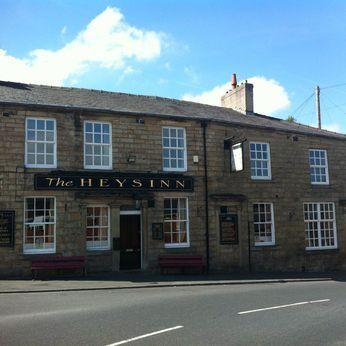 Heys Inn, Oswaldtwistle