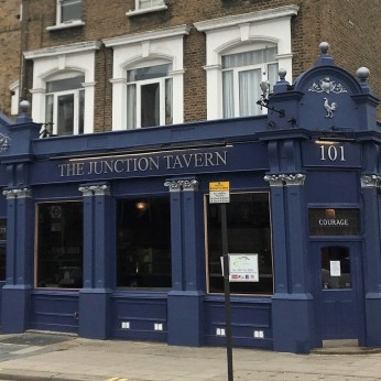 Junction Tavern, London NW5